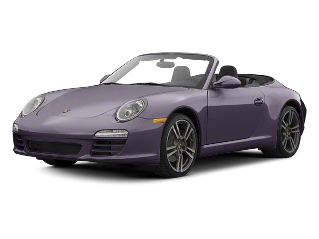 Amethyst Metallic 2012 Porsche 911 Pictures 911 Cabriolet 2D 4S AWD photos front view