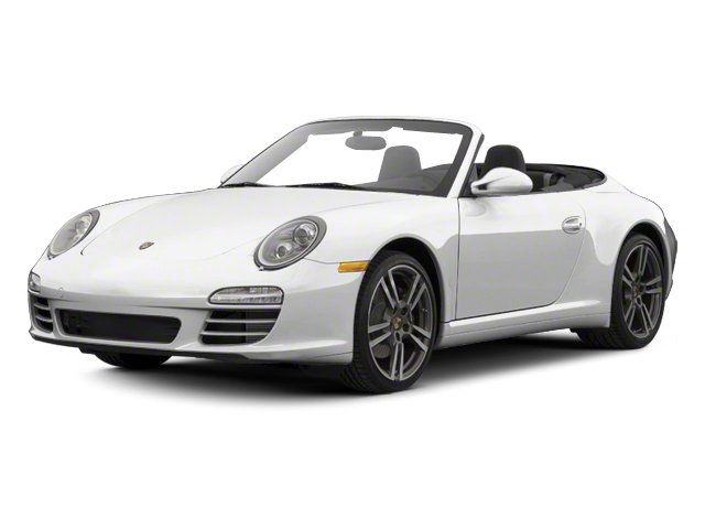 GT Silver Metallic 2012 Porsche 911 Pictures 911 Cabriolet 2D 4S AWD photos front view