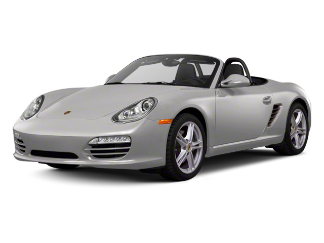 Platinum Silver Metallic 2012 Porsche Boxster Pictures Boxster Roadster 2D Spyder photos front view