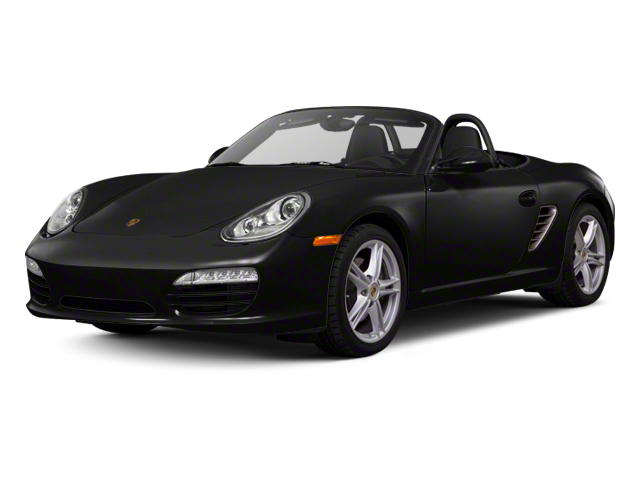 Black 2012 Porsche Boxster Pictures Boxster Roadster 2D Spyder photos front view