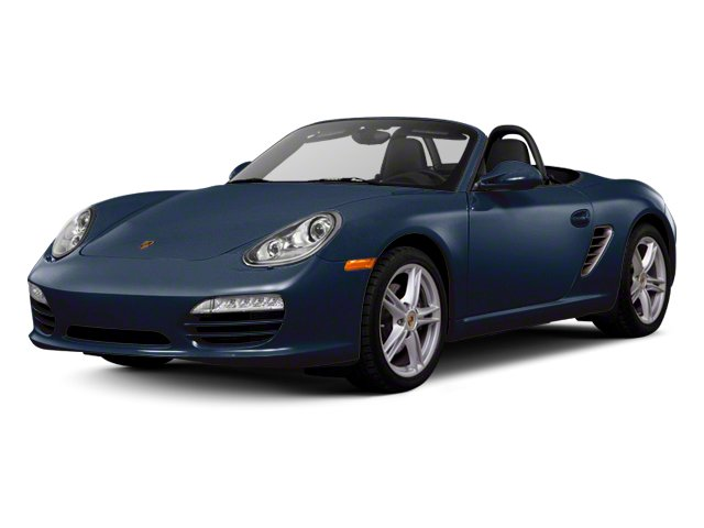 Dark Blue Metallic 2012 Porsche Boxster Pictures Boxster Roadster 2D photos front view