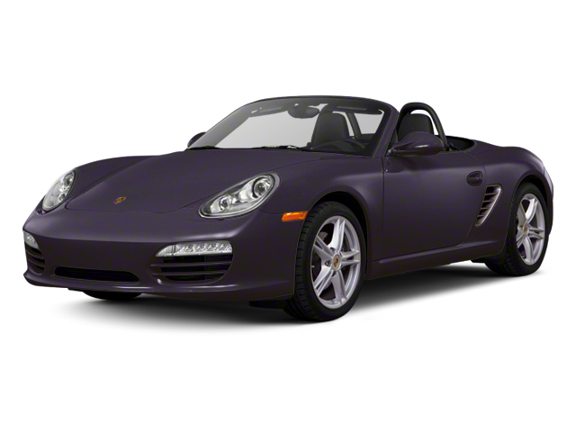 Amethyst Metallic 2012 Porsche Boxster Pictures Boxster Roadster 2D photos front view
