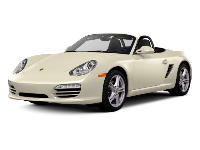 Cream White 2012 Porsche Boxster Pictures Boxster Roadster 2D Spyder photos front view