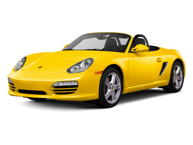 Speed Yellow 2012 Porsche Boxster Pictures Boxster Roadster 2D photos front view