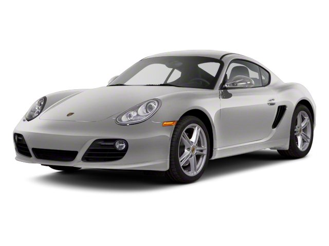 Platinum Silver Metallic 2012 Porsche Cayman Pictures Cayman Coupe 2D photos front view