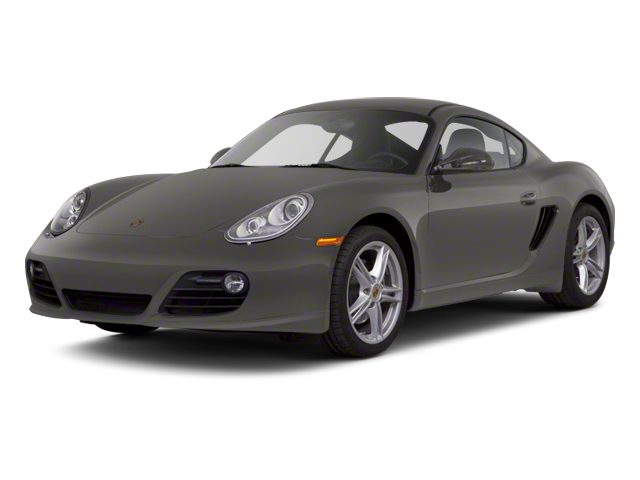 Meteor Grey Metallic 2012 Porsche Cayman Pictures Cayman Coupe 2D photos front view