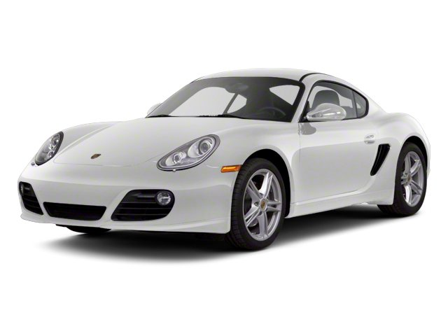 Carrara White 2012 Porsche Cayman Pictures Cayman Coupe 2D photos front view