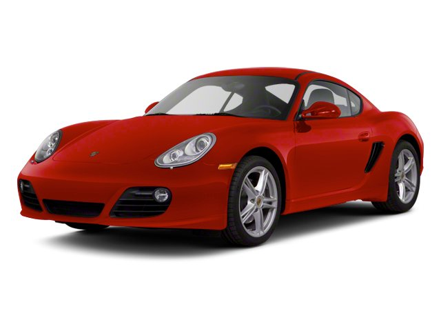 Guards Red 2012 Porsche Cayman Pictures Cayman Coupe 2D photos front view