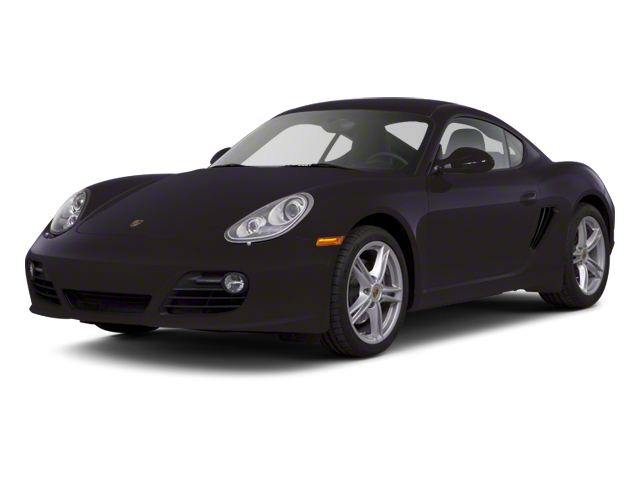 Amethyst Metallic 2012 Porsche Cayman Pictures Cayman Coupe 2D photos front view