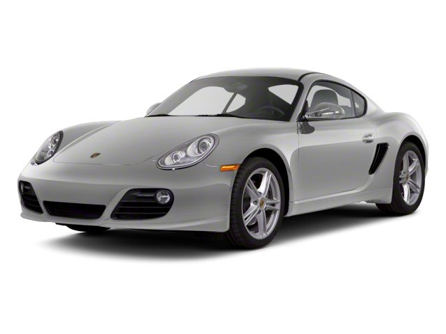 GT Silver Metallic 2012 Porsche Cayman Pictures Cayman Coupe 2D photos front view