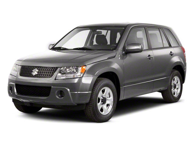 Quicksilver Metallic 2012 Suzuki Grand Vitara Pictures Grand Vitara Utility 4D Premium 4WD photos front view