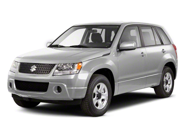 White Water Pearl 2012 Suzuki Grand Vitara Pictures Grand Vitara Utility 4D Premium 4WD photos front view