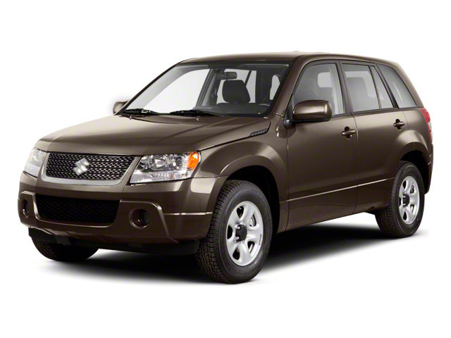Sandstorm Metallic 2012 Suzuki Grand Vitara Pictures Grand Vitara Utility 4D Premium 4WD photos front view