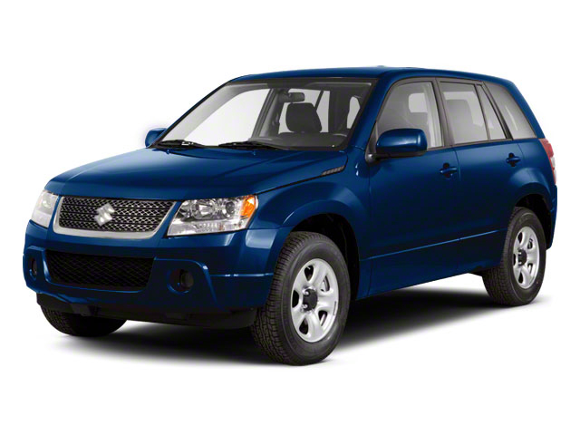 Deep Sea Blue Metallic 2012 Suzuki Grand Vitara Pictures Grand Vitara Utility 4D Premium 4WD photos front view
