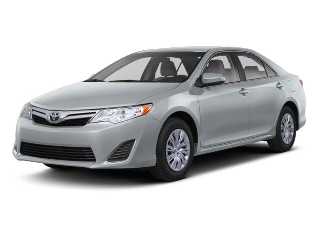 Classic Silver Metallic 2012 Toyota Camry Pictures Camry Sedan 4D LE photos front view