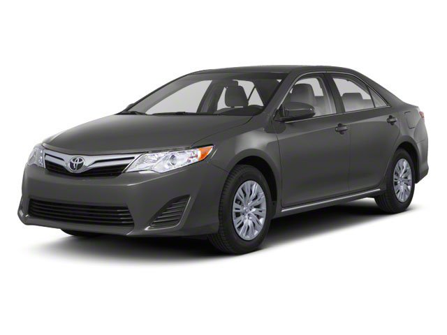 Magnetic Gray Metallic 2012 Toyota Camry Pictures Camry Sedan 4D LE photos front view
