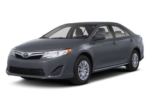 Cosmic Gray Mica 2012 Toyota Camry Pictures Camry Sedan 4D LE photos front view