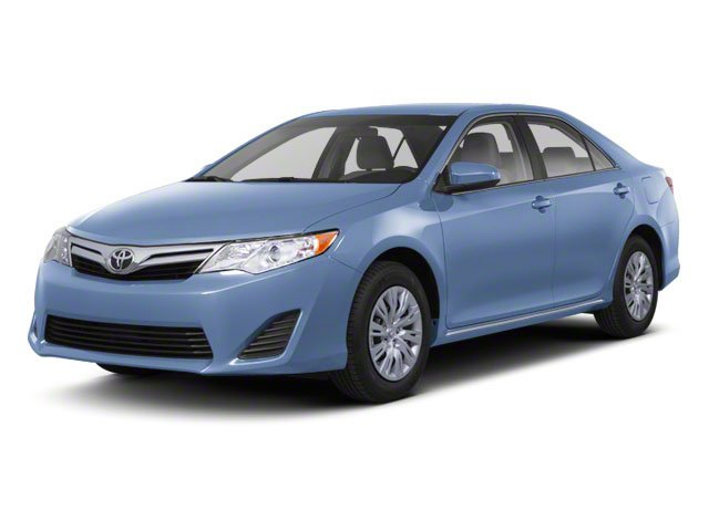 Clearwater Blue Metallic 2012 Toyota Camry Pictures Camry Sedan 4D LE photos front view