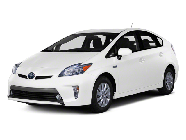 Blizzard Pearl 2012 Toyota Prius Plug-In Pictures Prius Plug-In Liftback 5D Plug-In Advanced Hybrid photos front view