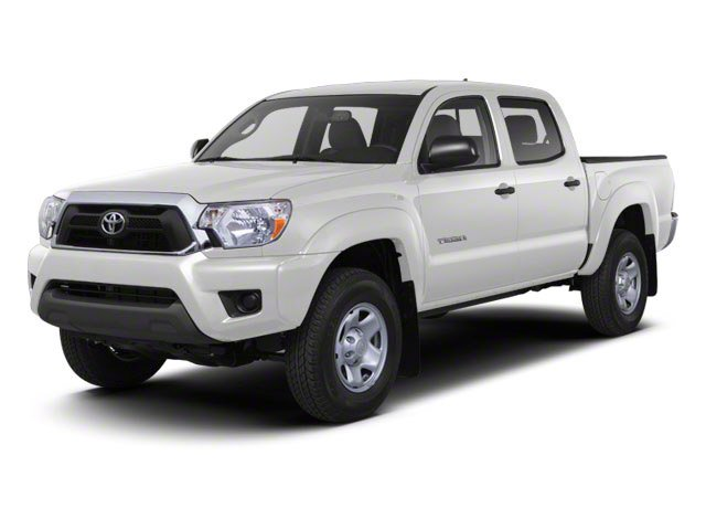 Super White 2012 Toyota Tacoma Pictures Tacoma Base 2WD photos front view