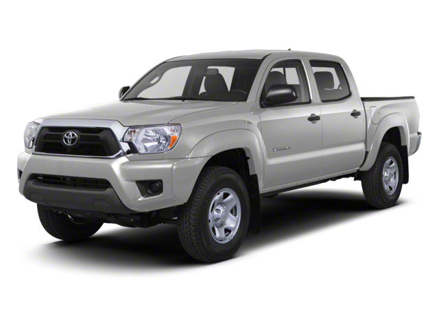 Silver Streak Mica 2012 Toyota Tacoma Pictures Tacoma Base 2WD photos front view