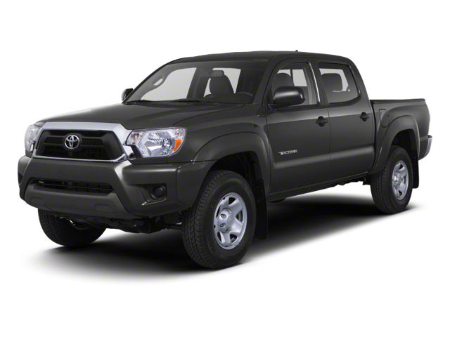 Magnetic Gray Metallic 2012 Toyota Tacoma Pictures Tacoma Base 2WD photos front view