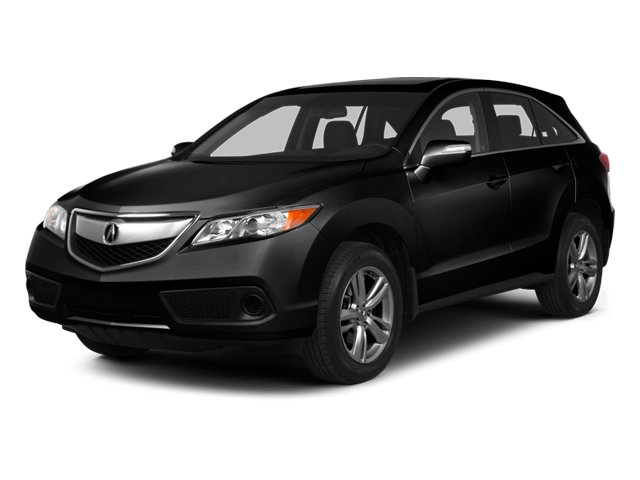 Crystal Black Pearl 2013 Acura RDX Pictures RDX Utility 4D AWD photos front view