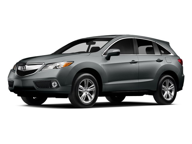 Graphite Luster Metallic 2013 Acura RDX Pictures RDX Utility 4D Technology 2WD photos front view
