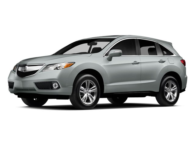 Silver Moon 2013 Acura RDX Pictures RDX Utility 4D Technology 2WD photos front view