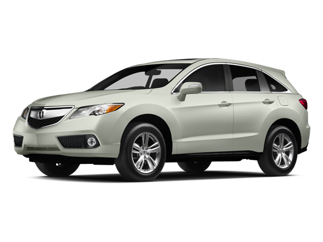 White Diamond Pearl 2013 Acura RDX Pictures RDX Utility 4D Technology 2WD photos front view