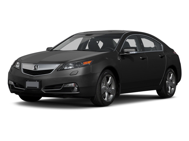 Crystal Black Pearl 2013 Acura TL Pictures TL Sedan 4D Advance V6 photos front view