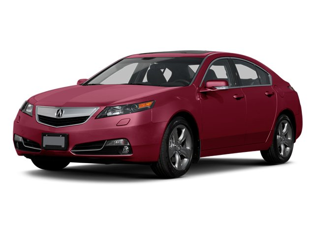 Basque Red Pearl II 2013 Acura TL Pictures TL Sedan 4D Advance V6 photos front view