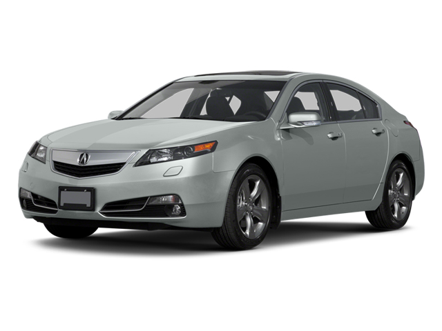 Silver Moon 2013 Acura TL Pictures TL Sedan 4D Advance V6 photos front view