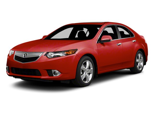 Milano Red 2013 Acura TSX Pictures TSX Sedan 4D Technology I4 photos front view