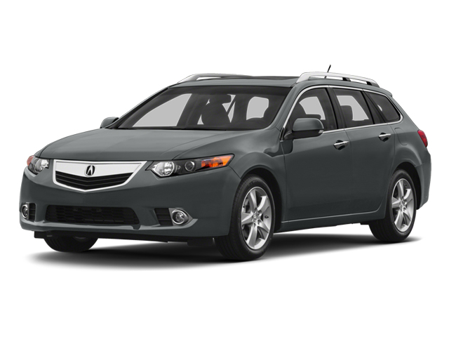 Graphite Luster Metallic 2013 Acura TSX Sport Wagon Pictures TSX Sport Wagon 4D Technology I4 photos front view