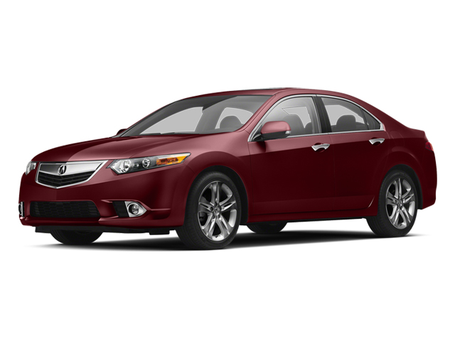 Milano Red 2013 Acura TSX Pictures TSX Sedan 4D Technology V6 photos front view