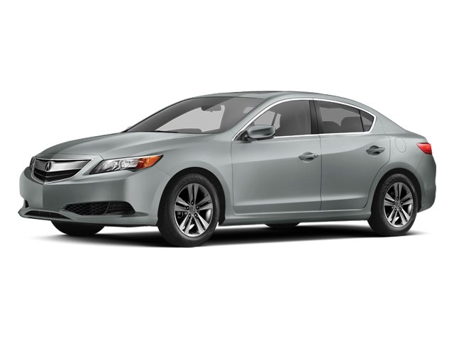 Silver Moon Metallic 2013 Acura ILX Pictures ILX Sedan 4D photos front view