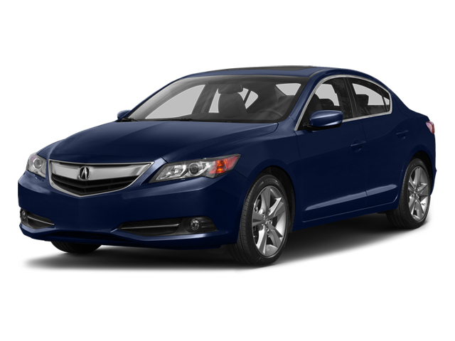 Fathom Blue Pearl 2013 Acura ILX Pictures ILX Sedan 4D Technology photos front view
