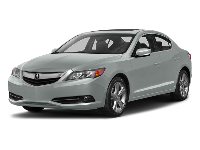 Silver Moon Metallic 2013 Acura ILX Pictures ILX Sedan 4D Technology photos front view