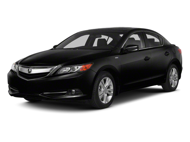 Crystal Black Pearl 2013 Acura ILX Pictures ILX Sedan 4D Hybrid Technology photos front view