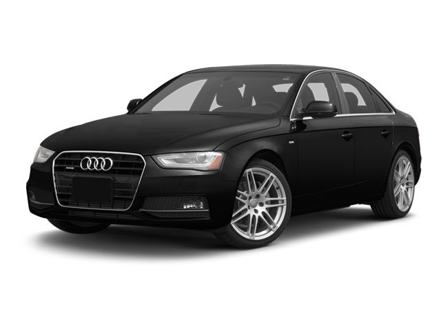Brilliant Black 2013 Audi A4 Pictures A4 Sedan 4D 2.0T Premium Plus AWD photos front view