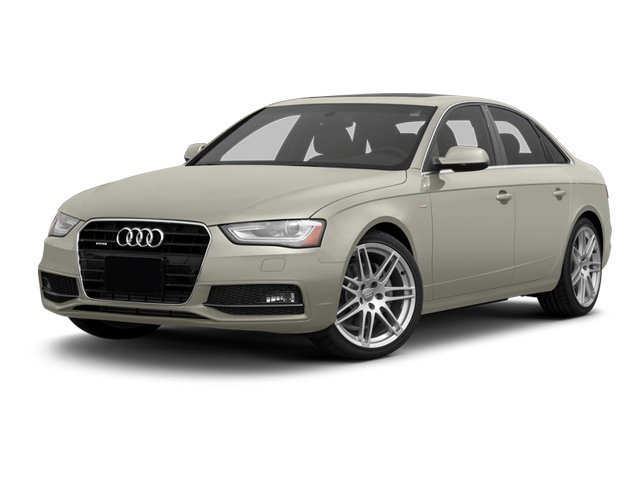 Ice Silver Metallic 2013 Audi A4 Pictures A4 Sedan 4D 2.0T Premium Plus AWD photos front view