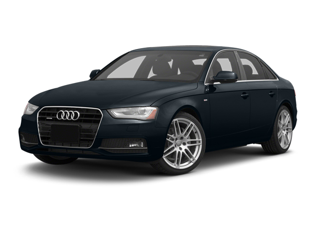 Moonlight Blue Pearl 2013 Audi A4 Pictures A4 Sedan 4D 2.0T Premium Plus AWD photos front view