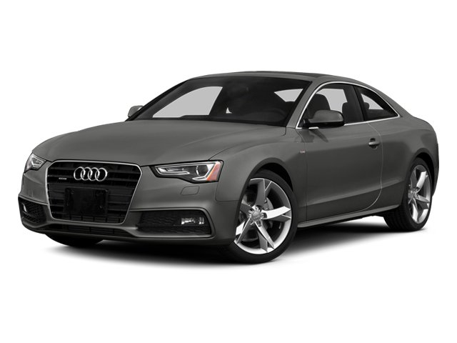 Monsoon Gray Metallic 2013 Audi A5 Pictures A5 Coupe 2D Prestige AWD photos front view