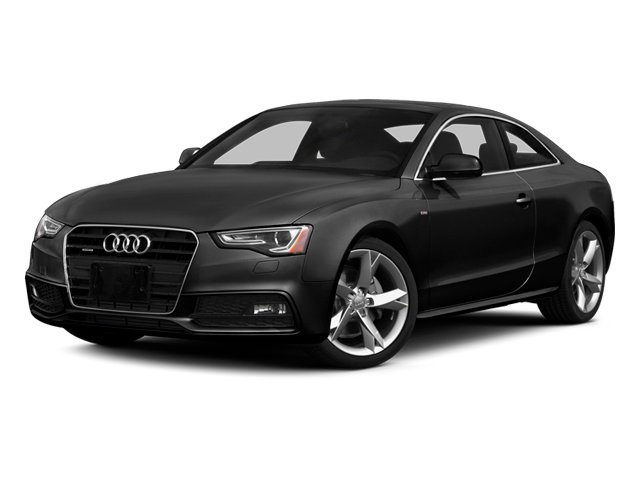 Phantom Black Pearl 2013 Audi A5 Pictures A5 Coupe 2D Prestige AWD photos front view