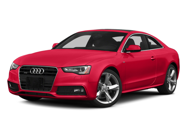 Misano Red 2013 Audi A5 Pictures A5 Coupe 2D S-Line AWD photos front view