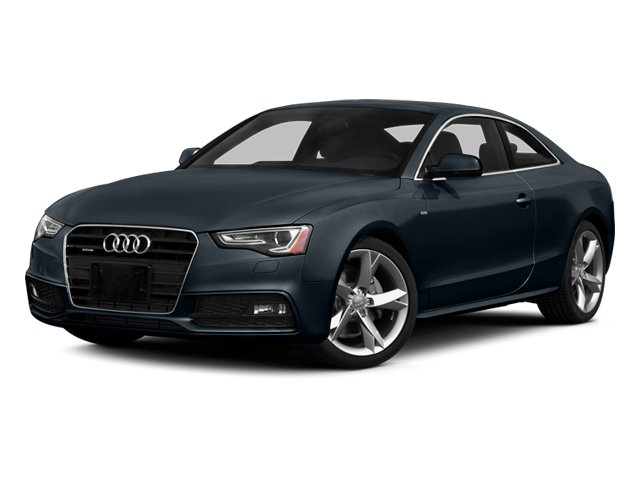 Moonlight Blue Metallic 2013 Audi A5 Pictures A5 Coupe 2D Prestige AWD photos front view