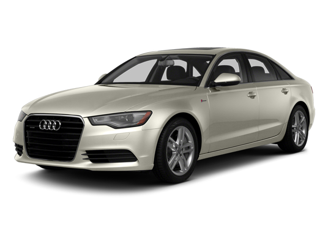 Ice Silver Metallic 2013 Audi A6 Pictures A6 Sedan 4D 2.0T Premium 2WD photos front view