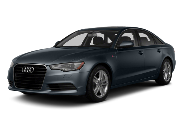 Moonlight Blue Metallic 2013 Audi A6 Pictures A6 Sedan 4D 2.0T Premium Plus 2WD photos front view