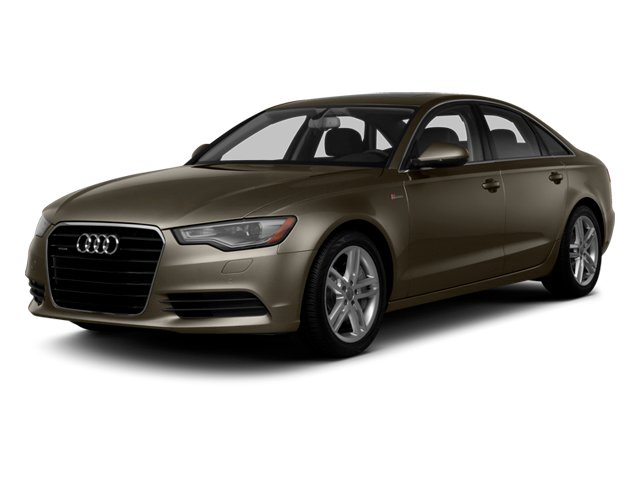 Dakota Gray Metallic 2013 Audi A6 Pictures A6 Sedan 4D 2.0T Premium AWD photos front view